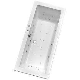 OTTOFOND Whirlpool »Cubic«, für 1 Person, BxTxH: 90 x 190 x 49,5 cm