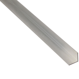 GAH ALBERTS Winkelprofil Alu silber 2000 x 50 x 50 x 3 mm