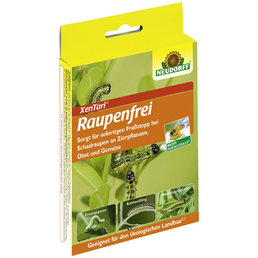 XENTARI Xentari Raupenfrei , 4 x 3 g, Pfl. Reg. Nr.3431