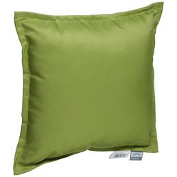 CASAYA Zierkissen, grün, Uni, BxL: 40 x 40 cm